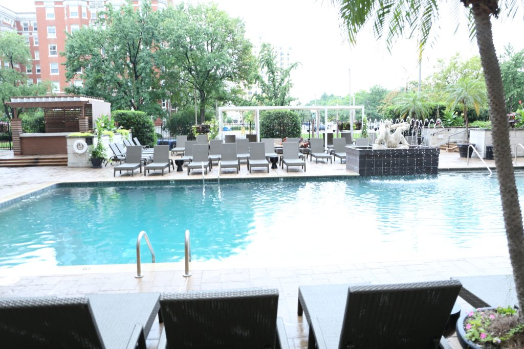 Nicole-Alexander Chase Park Plaza
